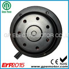 schone kamer ventilatorfiltereenheid EC-motor en controller met Intelligente controle