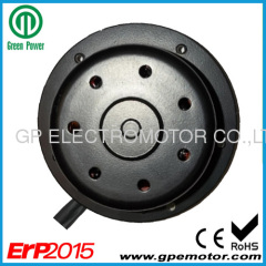 Low consumption Smart 230V EC FFU Fan Motor with low com