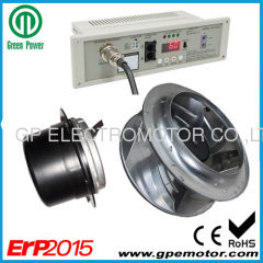 Ec external rotor motor 48v for condenser axial fan from for Aquaclear motor unit for power filter