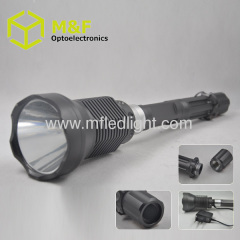 rechargeable cree super bright flashlight