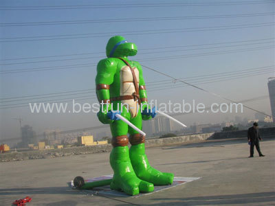 Outdoor Giant Inflatable Cartoon Characters