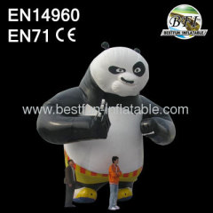 Advertising Inflatable Kung Fu Panda