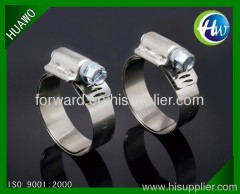 Heavy Duty American Type Hose Clamps