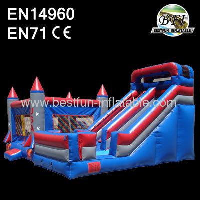 Inflatable Combo Slide & Jump