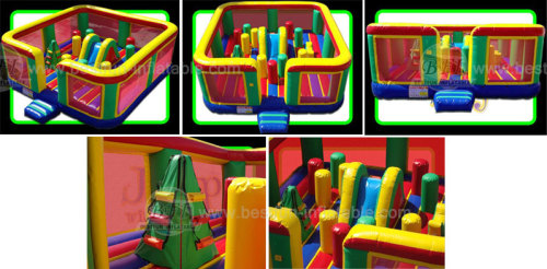 Toddler Playground Combo