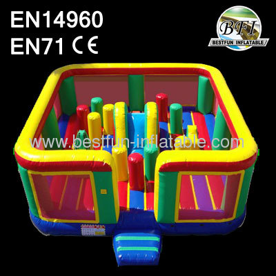 Toddler Combo Inflatable Playground