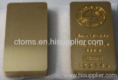 Tungsten Golden Brick