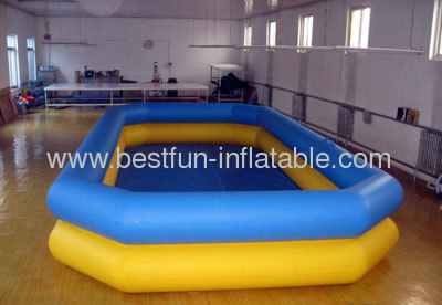 Double Ring Swimming Pool