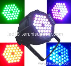 tri led par can dj led par lighting