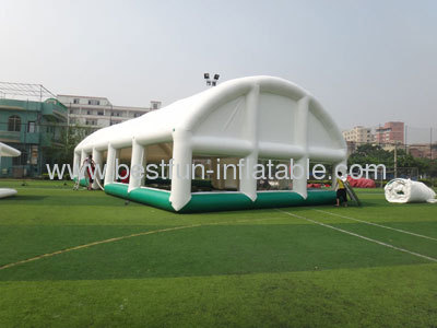 Inflatable Tennis Tent