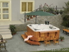 whirlpool spa outdoor