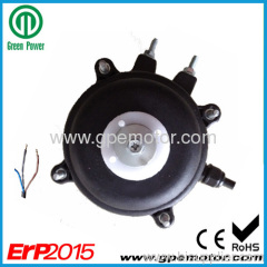 Low noise ESM Motor and fan for condenser and refrigerator