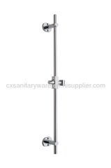 comtemporary design stainless steel shower slide bar sets