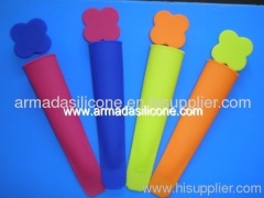 silicone ice pop mold for ice cream