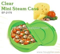 Clear Mini Steam Case