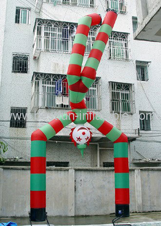 Headstand Clown Inflatable Air Dancer