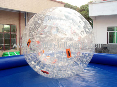 2 Man Inflatable Zorb Ball