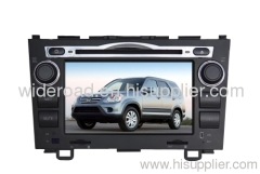 HONDA CR-V CAR DVD PLAYER WITH GPS NAVIGATION AND BLUETOOTH