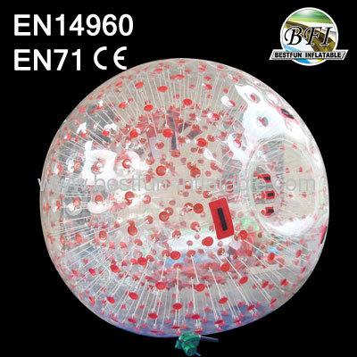 Custom Inflatable Human Zorb Ball