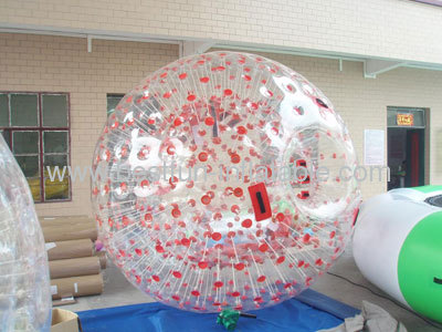 Germany Inflatable Bumper / Roller Ball