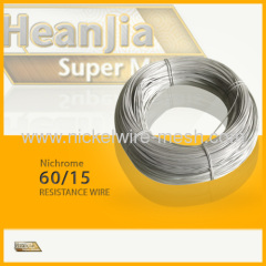 Nikrothal 60 Furnace Wire
