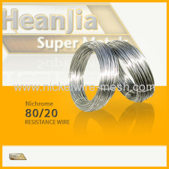 Nikrothal 80 Furnace Wire