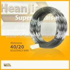Nikrothal 40 Furnace Wire Nikrothal 40 Heating Wire