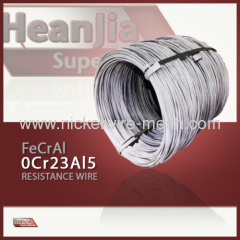 FeCrAl wire for Electric Blanket