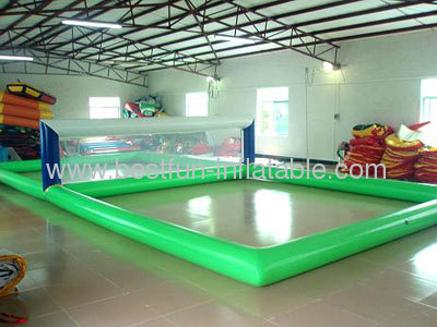 Popular Inflatable Volleyball Water Sports