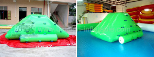 Kids Small Giant Inflatable Iceberg