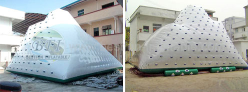 Giant Inflatable Iceberg for Adult