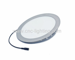 18W Dia300mm Recessed Round LED Panel Light (12mm Thickness)