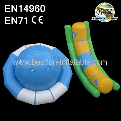 Inflatable Water Totter & Inflatable Floating See Saw