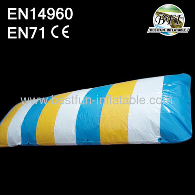 Custom Commercial Inflatable Water Blob