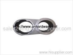 China hot aluminum cast auto accessories