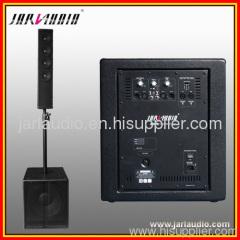 2.1 Active speaker system stage audio