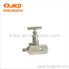 "ss304 1/4"" high pressure needle valve"
