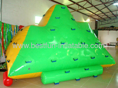 Water Sport Inflatable Water Rock Climbing
