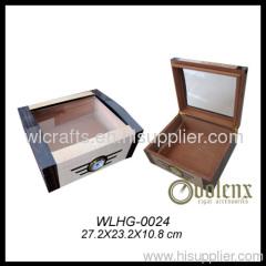 display humidor cases