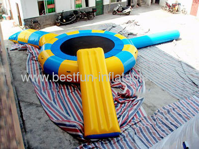 Inflatable Water Blob Jump