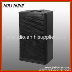 wooden speaker stage Yamaha audio