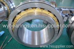 Split cylindrical roller bearing