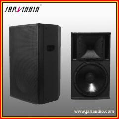 12'' high power of wooden speaker copy of RCF paint speaker