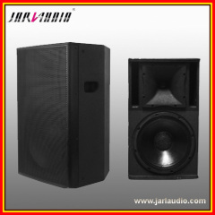 12'' high power wooden paint speaker copy of RCF speaker