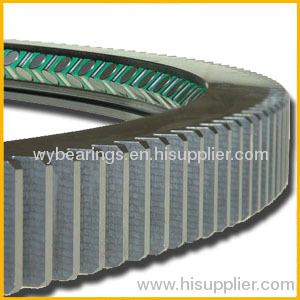reliably crossed roller slewing bearing