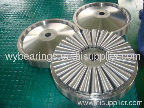 Taper roller thrust bearing