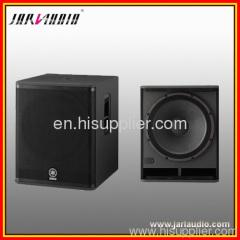 wooden speaker subwoofer speaker stage audio