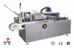cartoning machine for hardware