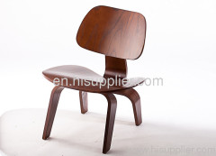 modern ash wood eames DCW side dining chairs