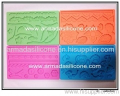 New!! Silicone fondant mold/maker decorating tools
